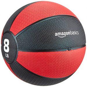 AmazonBasics Medicine Ball  8-Pounds